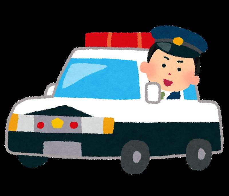 伊藤健太郎さんの警察官ポスター