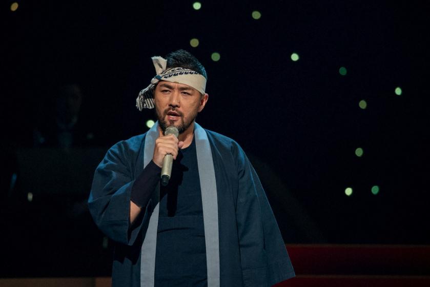 NHK連続テレビ小説「エール」最終回岩城さん声量オバケ!イヨマンテの夜