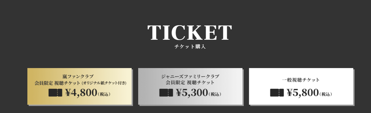 「This is 嵐 LIVE 2020.12.31」