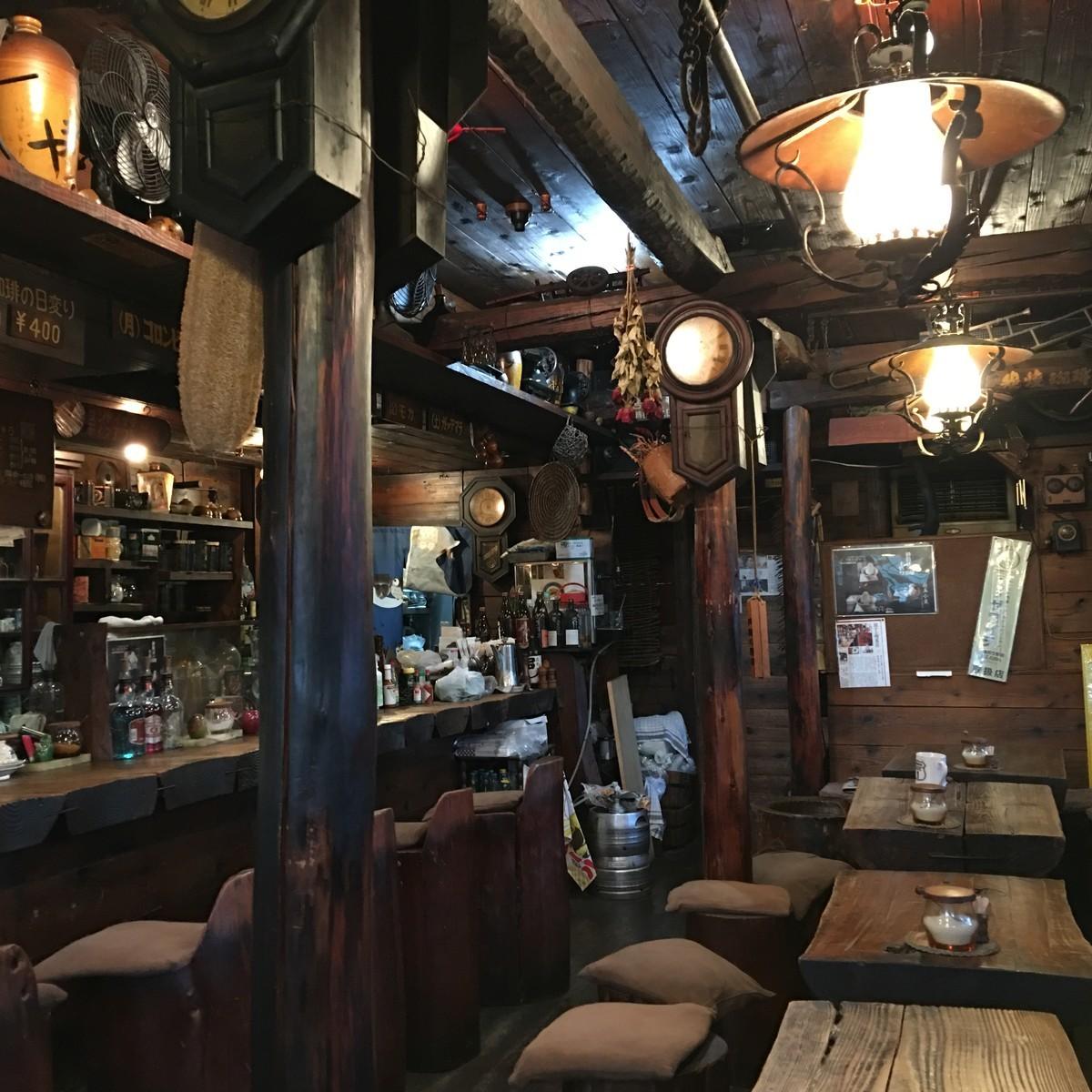 タイムスリップ喫茶店!昭和レトロなイタリアン喫茶「砂時計」さん