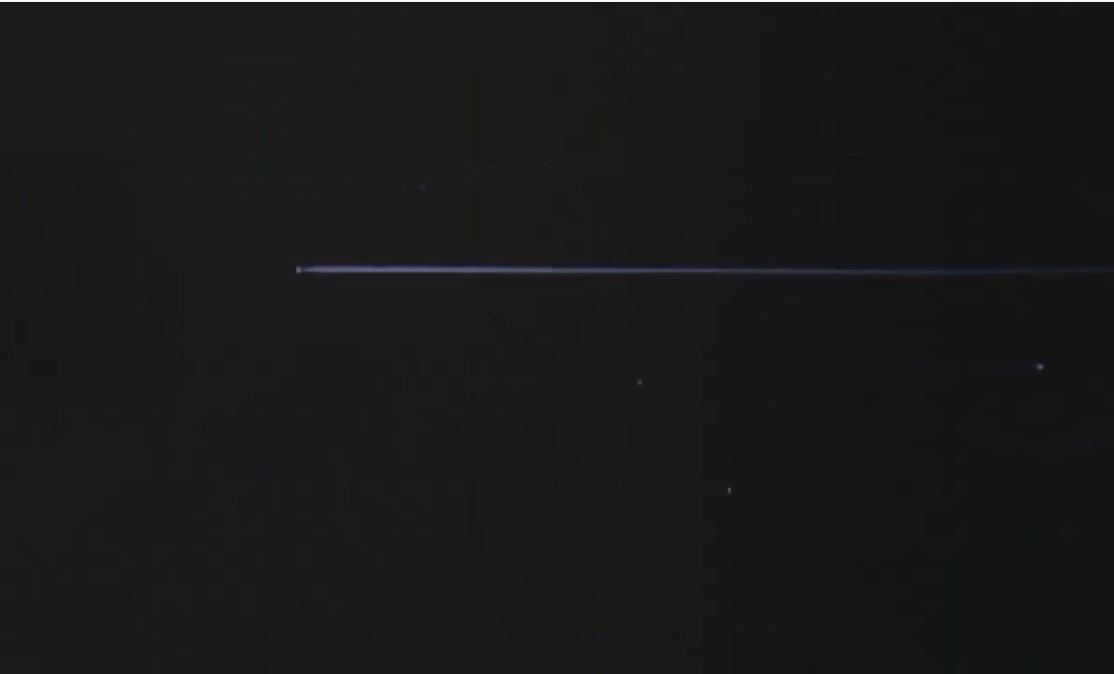 はやぶさ2のカプセルが大気圏に突入