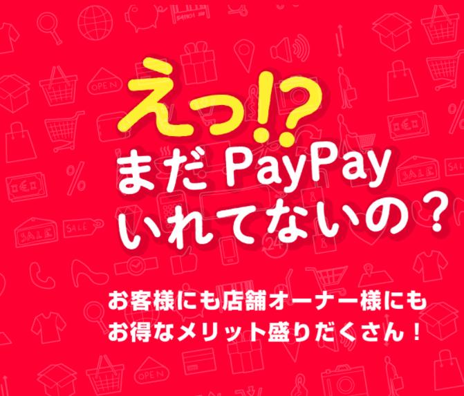 PayPayペイペイ全加盟店約260万店の2007万件情報流出!