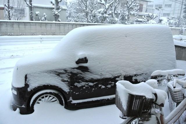 積雪時の対応