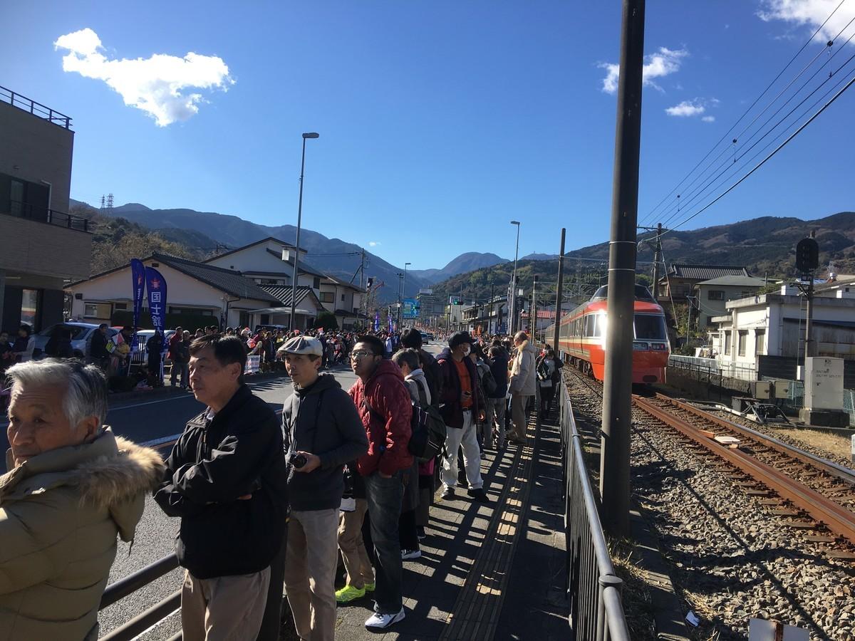 2021年第97回箱根駅伝!通過予想時刻と交通規制について