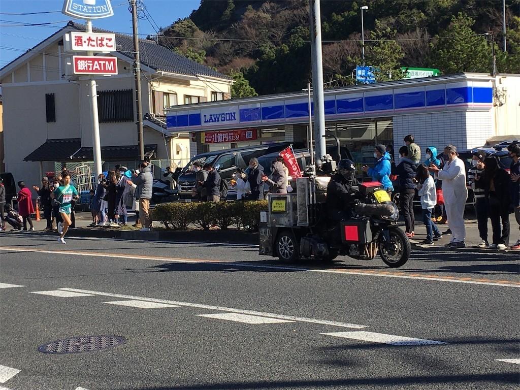 箱根駅伝の影響か