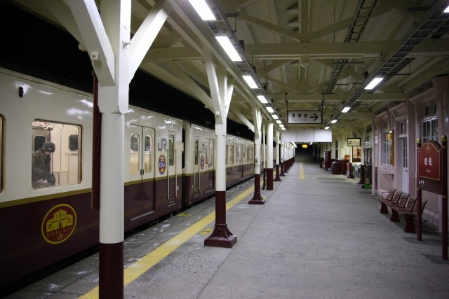 JR日光線電車運転中、運転手が居眠り!乗客が動画を鹿沼駅と下野大沢駅の間で撮影