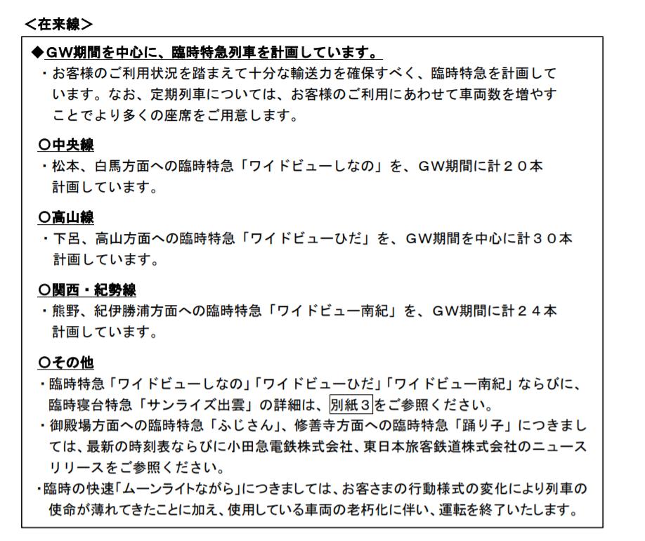 JR東海ニュース