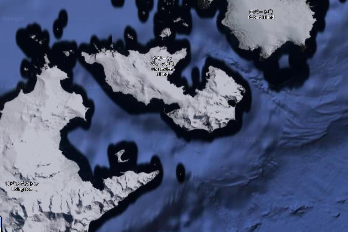 サウスシェトランド諸島