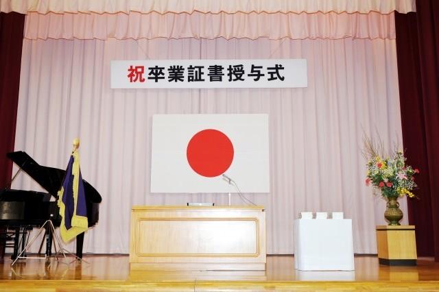 神奈川県県立学校卒業式留意事項通達!保護者一人まで!校歌や国歌自粛!