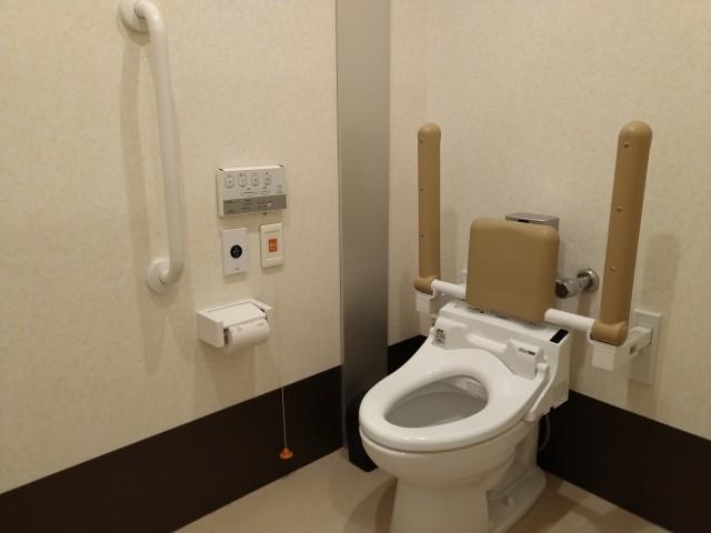 多目的トイレ 名称変更!「バリアフリートイレ」へ!渡部影響か?