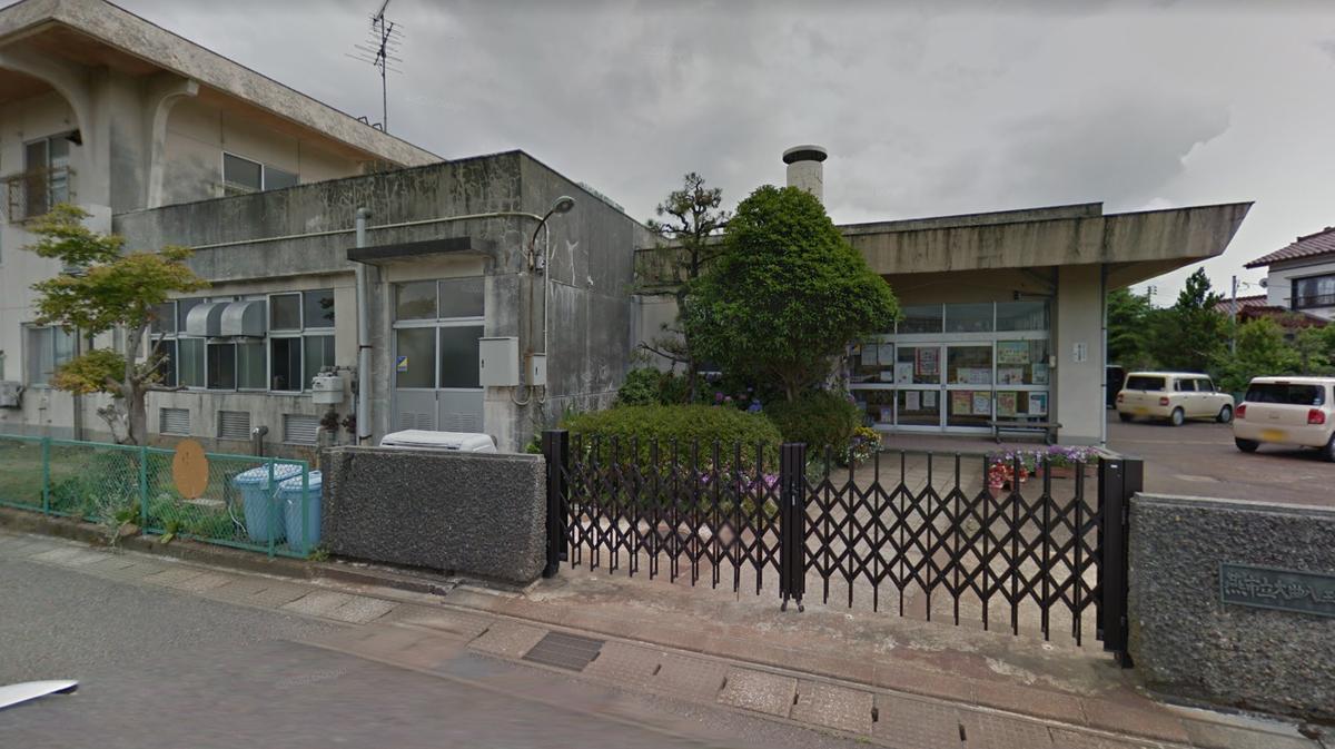 新潟県燕市市立大曲八王寺保育園給食に異物混入