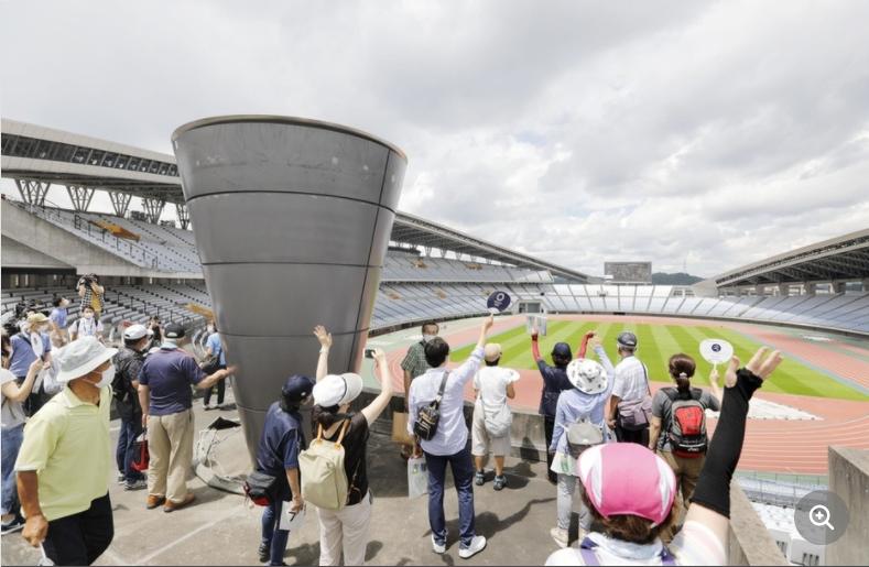 森喜朗会長の女性軽視発言で福島県田村市の聖火リレーのランナーを辞退
