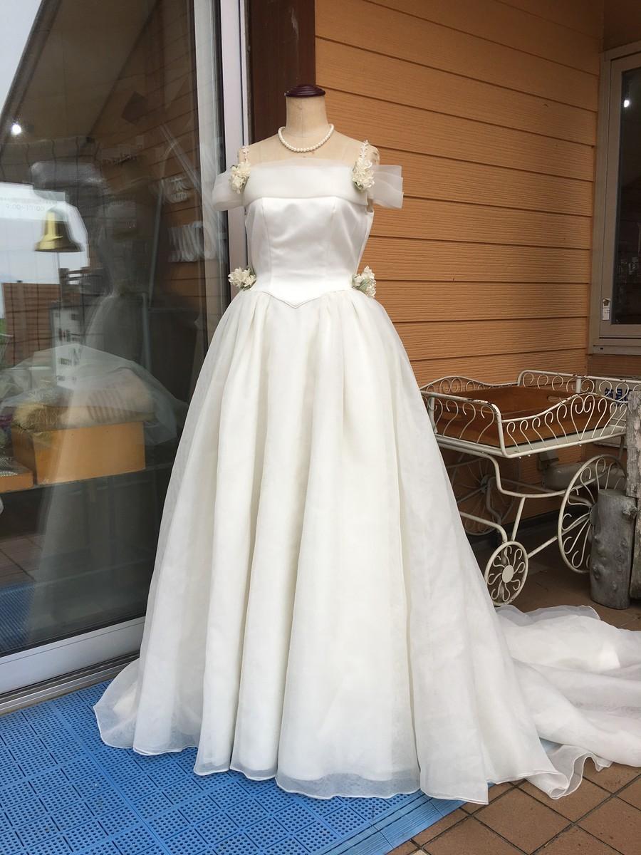 撮影用ドレス