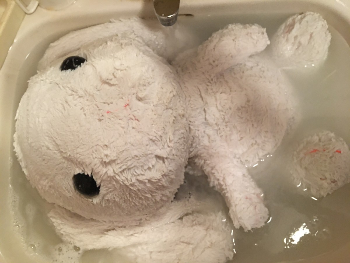 洗面台がお風呂替わり