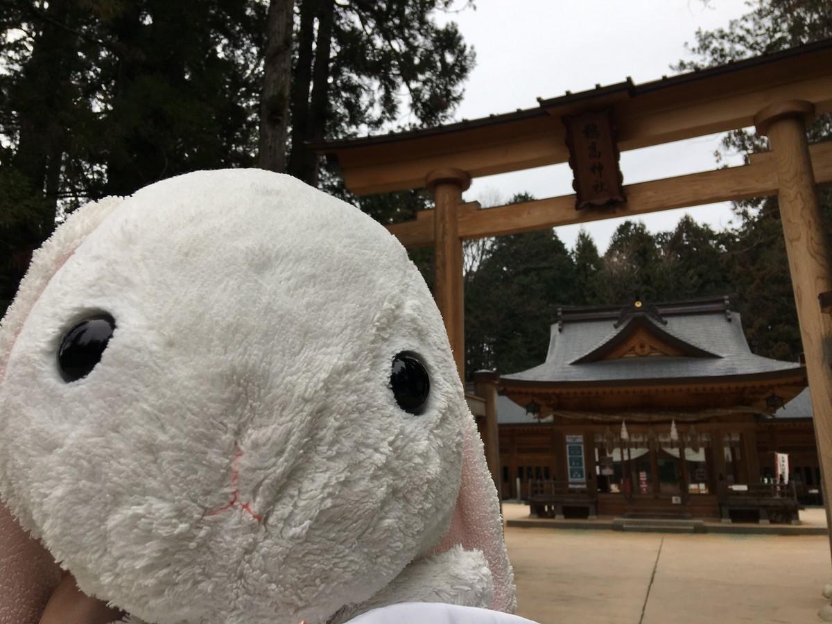 穂高神社と諏訪大社を参拝!
