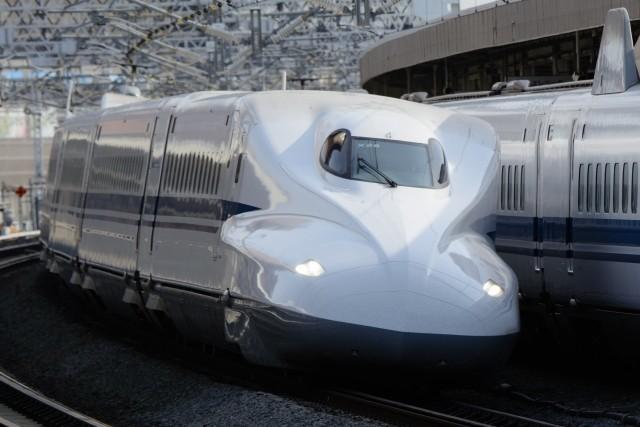 新幹線車内の公衆電話終了