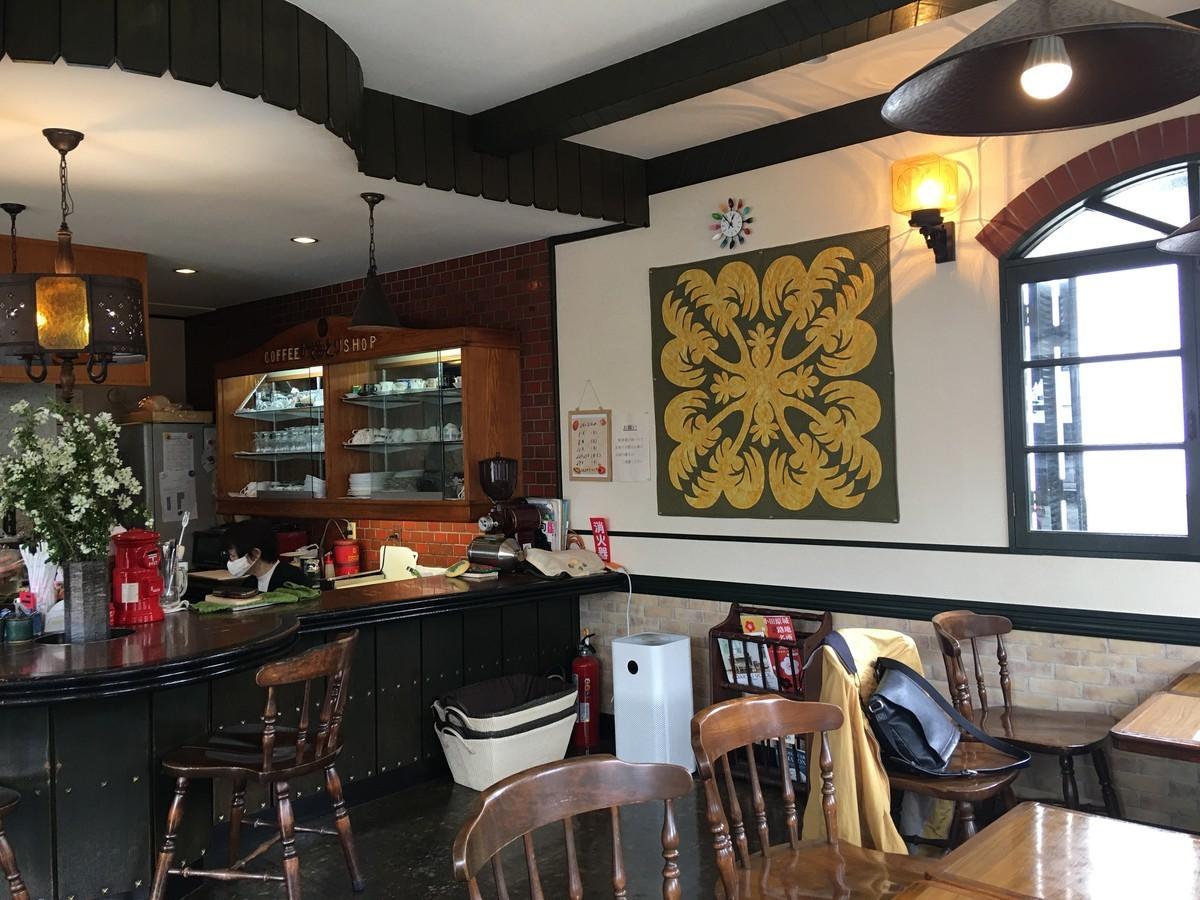 喫茶店coffee shop かざみどり営業時間