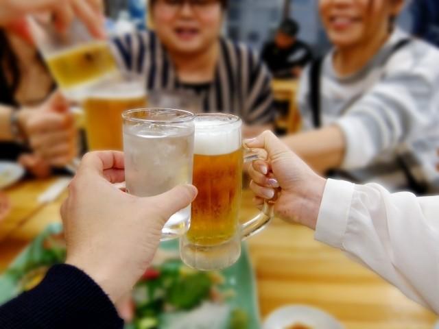 酒税法は税務署の管轄です