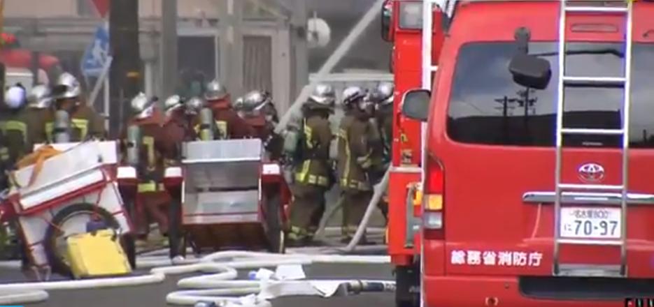 ステーキのあさくま星崎店が火災で全焼!客や従業員ら約60人が避難!店長が怪我で病院へ