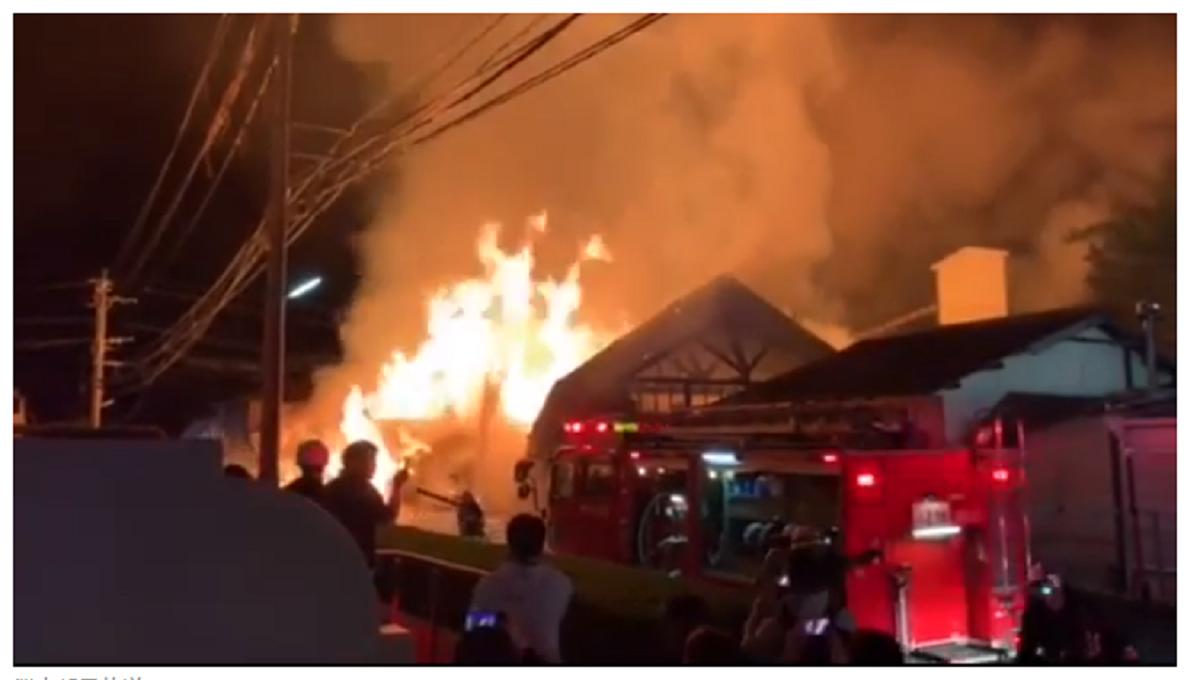 火災映像はこちら
