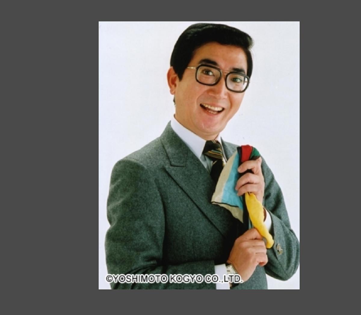 吉本新喜劇のチャーリー浜さん呼吸不全で死去78歳!本名西岡正雄