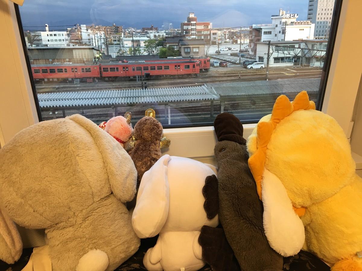 高岡駅前のアパホテルさん