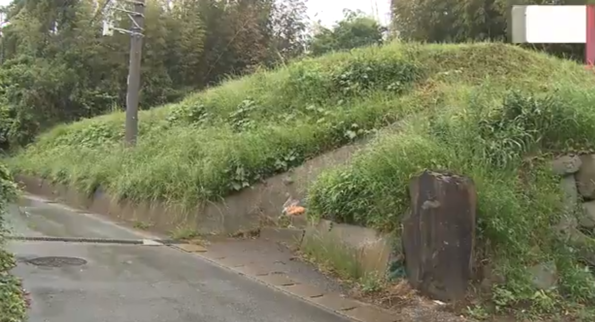 FNNニュースで報道された現場映像