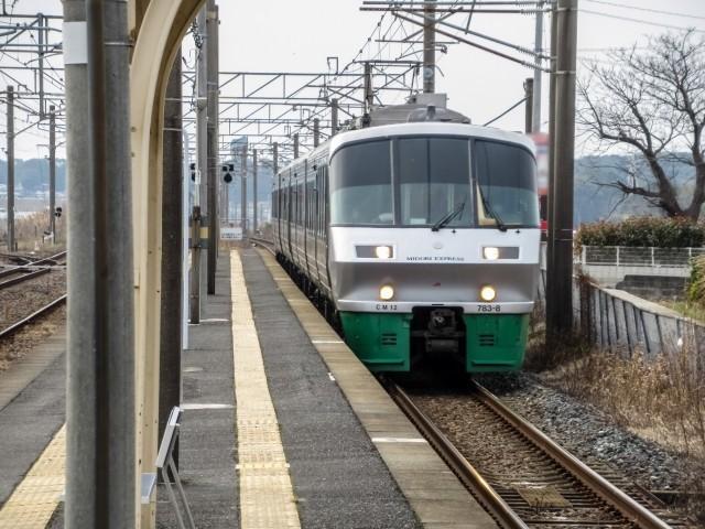 JR九州特急「みどり25号」見習い運転士が2分間操縦!運転士はトイレへ