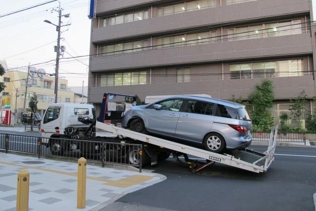岩手県盛岡市の国道で9歳男児が車運転で衝突事故