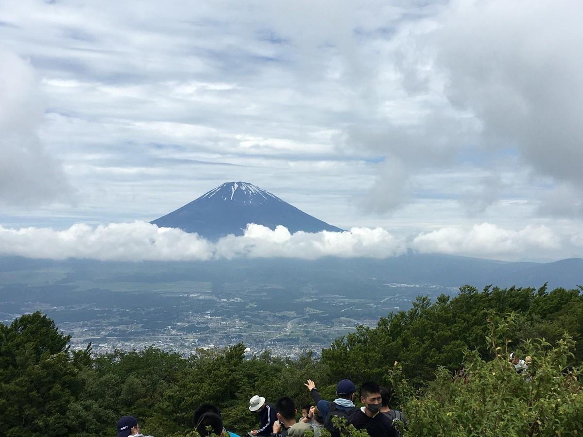 富士山、フリー画像