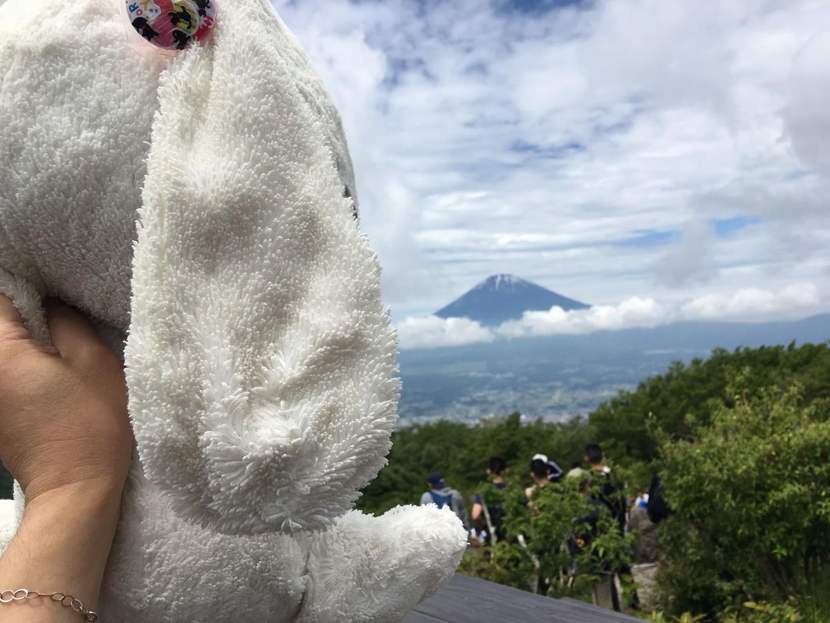 次回は富士登山