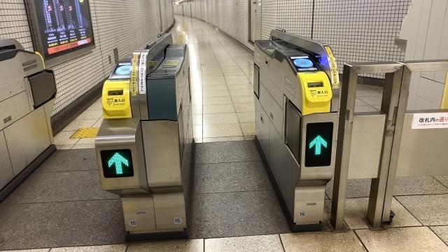 阪和線津久野駅で人身事故の影響で阪和線・関西空港線は運転見合わせ