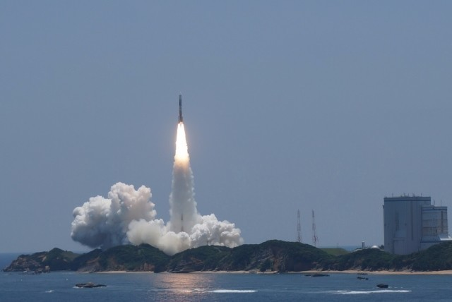 北朝鮮が日本へ弾道ミサイル発射!日本海に落下!場所はどこ?