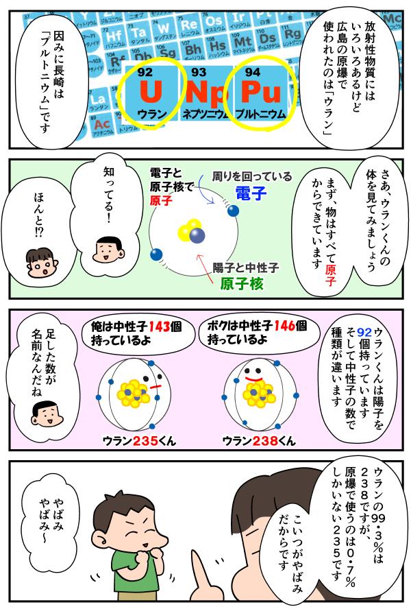 """漫画「映画""""はだしのゲン""""を鑑賞する」4"""