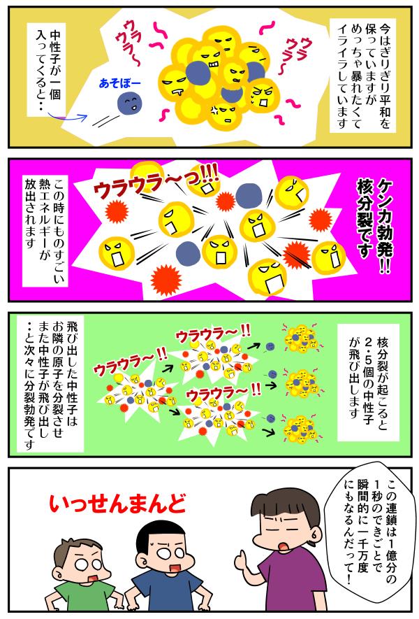 """漫画「映画""""はだしのゲン""""を鑑賞する」5"""