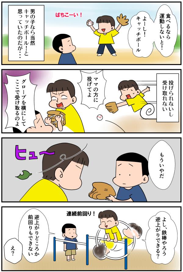 無料漫画「大の性格」02