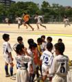 8月11日「芦屋市サマーサッカーフェスティバル2日目」