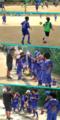 8月7日「練習試合」