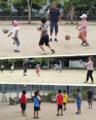 8月26日「朝練習」2