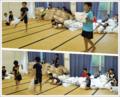 8月24日「夏合宿 班分け」