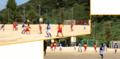9月17日「石切東杯争奪 4年生大会」