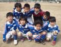 2012年3月24日 「石切東FC招待練習試合」