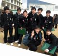 塚中卒業式