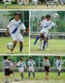 小田FC交流戦1