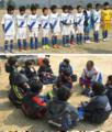 けやきFC交流試合3年2