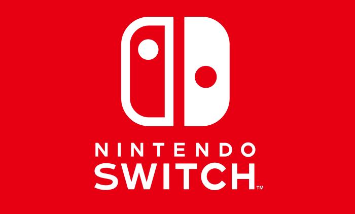 ニンテンドースイッチのロゴ