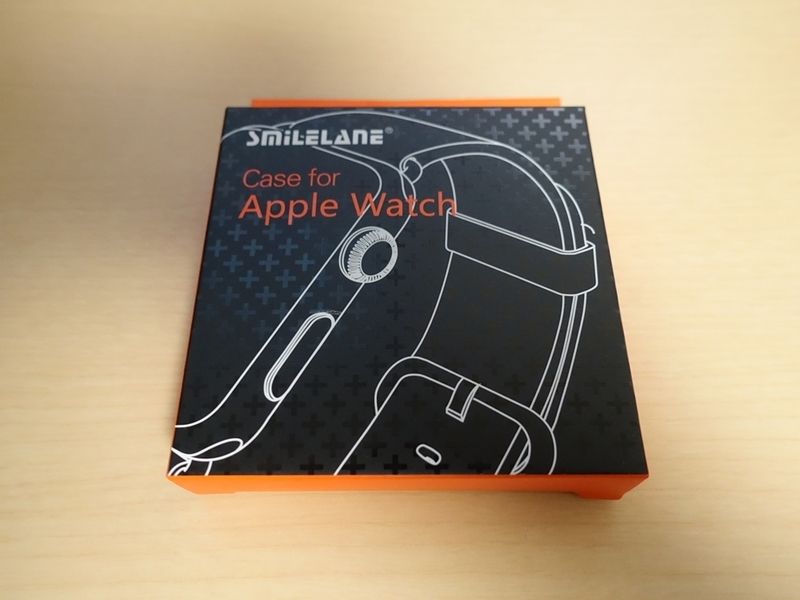 Smilelane Apple Watch Series 4 44mm ケースのパッケージ