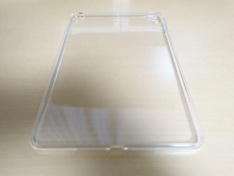 iPad mini 第5世代 TPUケースの全体