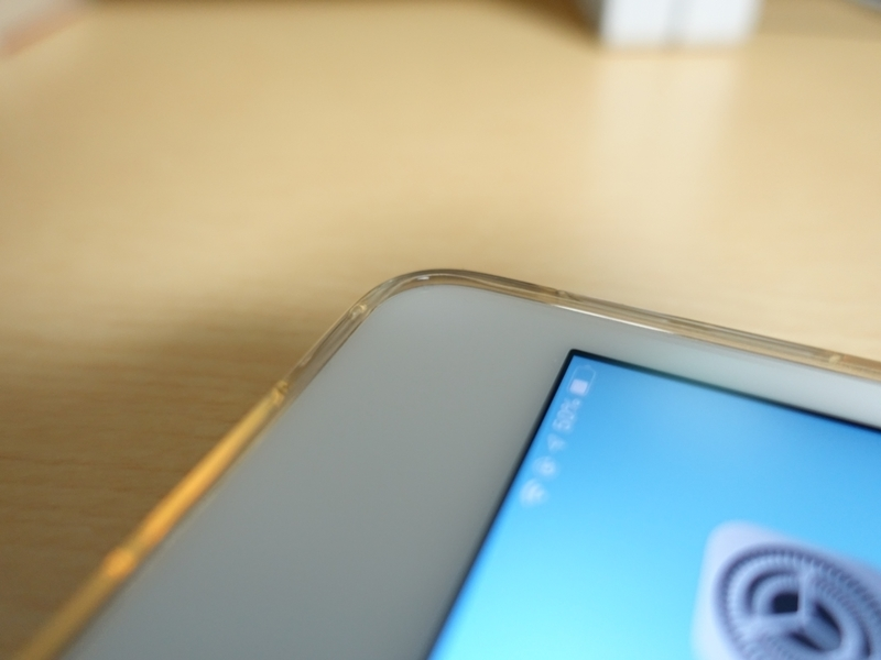 iPad mini 第5世代 TPUケース 立ち上がり