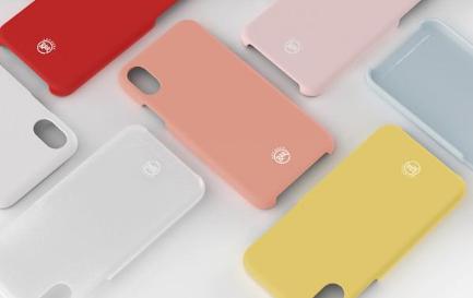 AndMesh iPhone X ケース Basic Caseのカラーバリエーション